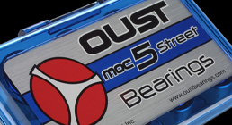 Oust Bearings Supports Skogging