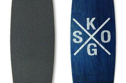 New Skogging Board